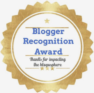 Blogger Recognition Award from Light House Devotions