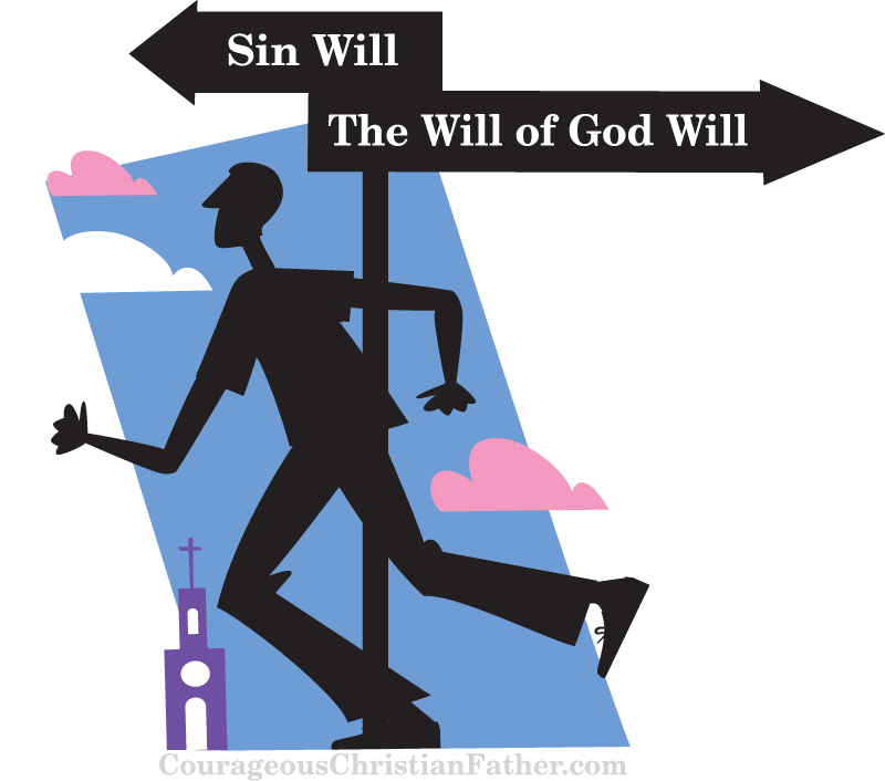 Sin Will & The Will of God Will Poems