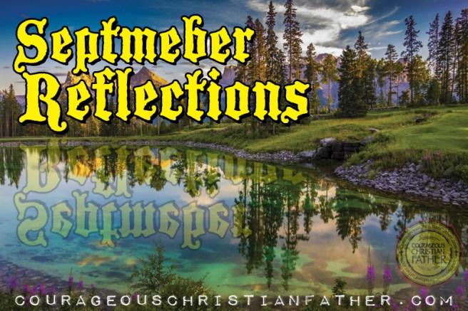 September Reflections 2017
