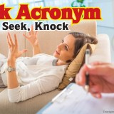 Ask Acronym - Ask, Seek, Knock