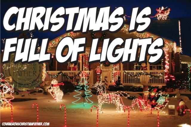 Christmas is Full of Lights