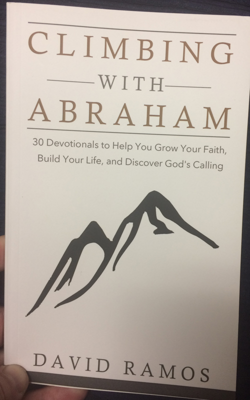 Climbing With Abraham by David Ramos Book Review (30 Day Devotional)