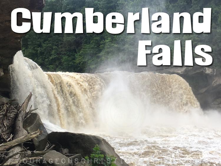 Cumberland Falls #CumberlandFalls