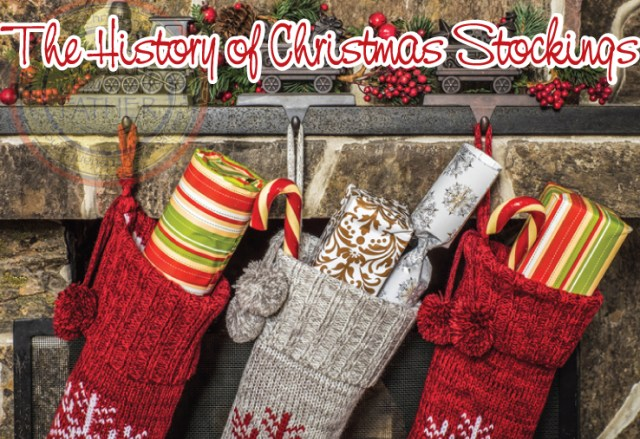 The History of Christmas Stockings. The hanging of Christmas stockings is a tradition with an extensive history. Several legends attribute the hanging of stockings to different people or events. Here is a look at some of the stories that have made Christmas stockings so popular.