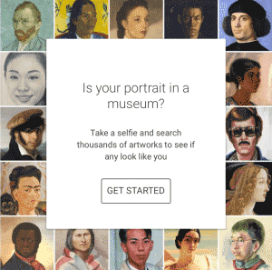 Google Art and Culture Screen Shot