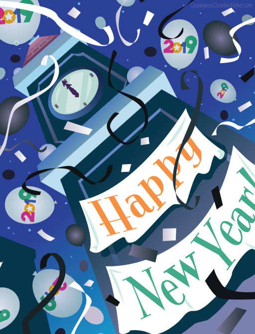 Happy New Year From my Family to Yours ... Happy New Year | Feliz año nuevo | bonne année