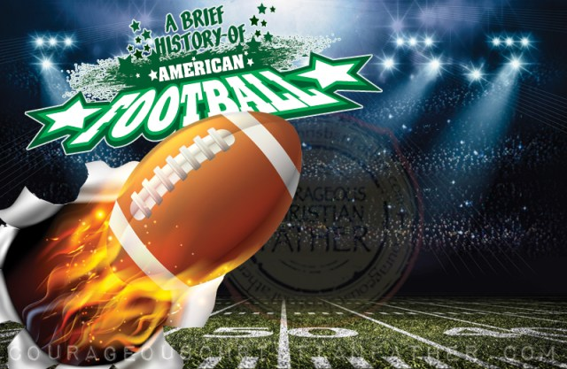 A brief history of American football - American football enjoys worldwide popularity and some of the most ardent fans in all of sport. According to Nielsen, 111.3 million people ...  #Football #AmericanFootball #SuperBowl
