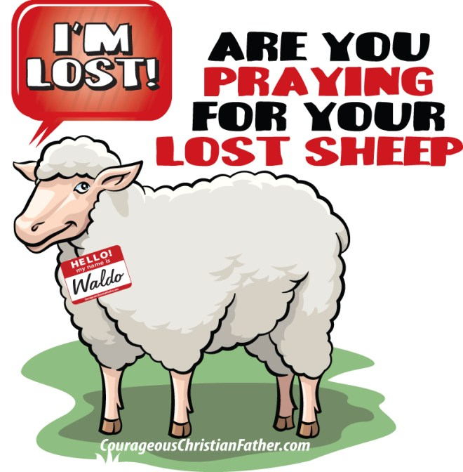 Are You Praying for your Lost Sheep (Waldo) Immanuel Baptist Church Corbin KY