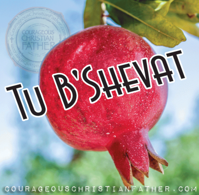 Tu B'Shevat, the 15th day of the Jewish month of Shevat, with a Jewish holiday know as the New Year of the Trees, also known as Rosh HaShanah La'Ilanot. The main point was calculating the age of trees for tithing.