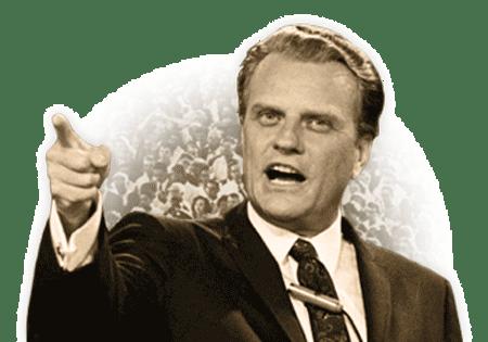 Billy Graham on Sin