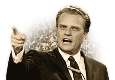 Billy Graham on Sin