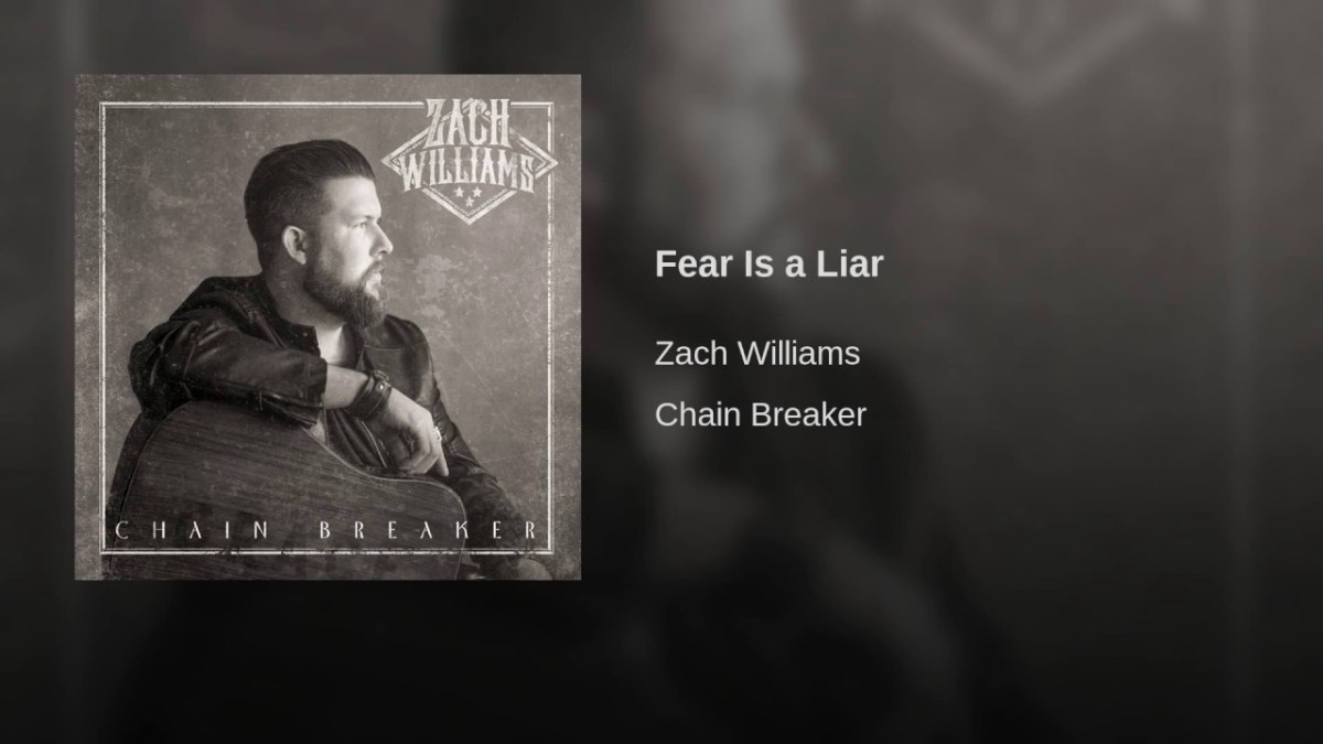 Fear Is A Liar (Official Music Video) by Zach Williams