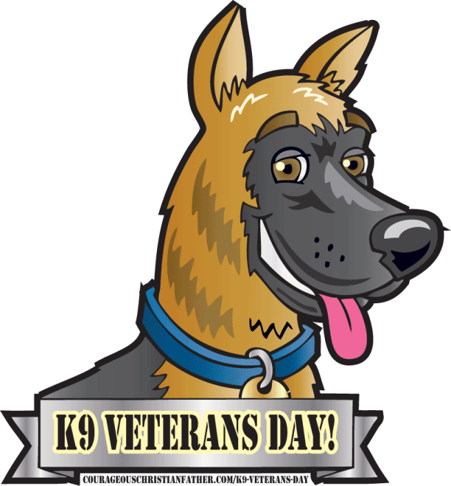 National K9 Veterans Day