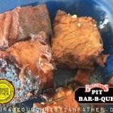Bennett's Pit Bar-B-Que (Burnt Ends - Brisket)