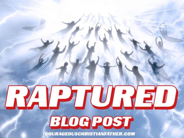 Raptured Blog Post