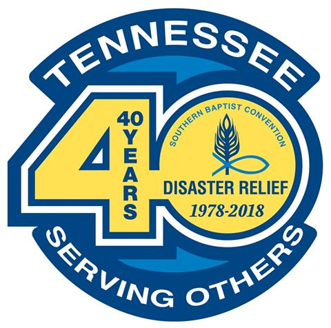 Tennessee Baptist Disaster Relief is 40 Years Old