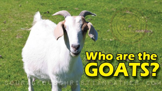Who are the Goats?
