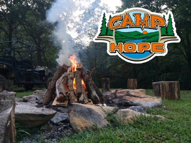 Camp Hope of East Tennessee is a totally free Christian Camp for kids and youth.