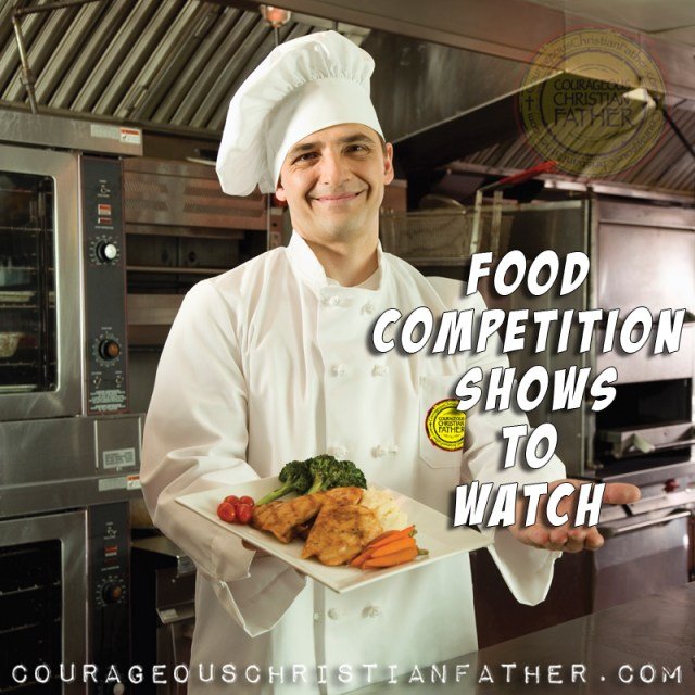 Food Competition Shows To Watch
