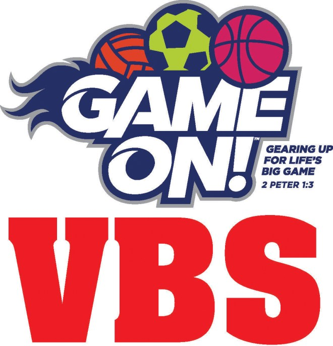 Game On! Vacation Bible School #GameOn #VBS2018