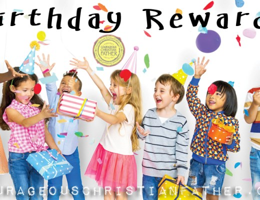 Birthday Rewards (Score some free items for your birthday)