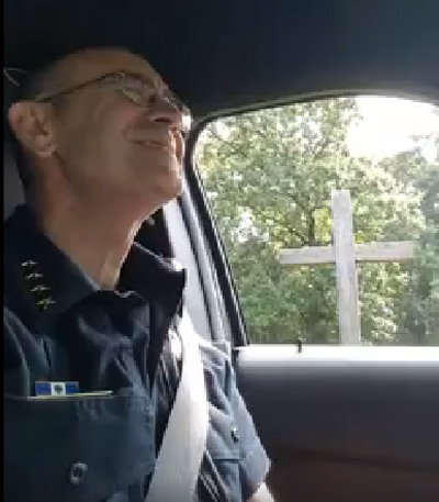 Another I Can Only Imagine Police Lip Sync - This time Chief Jeff Blake of the Amboy Police Department in Illinois answers with MercyMe's song I Can Only Imagine. #ICanOnlyImagine