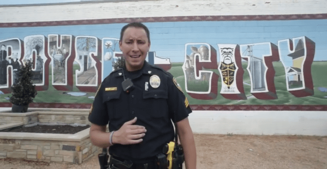 Speak Life Police Lip Sync -Sgt. Ryan Curtis of the Royse City Police Department lipsyncing to Speak Life by TobyMac.#SpeakLife #LipSyncBattle