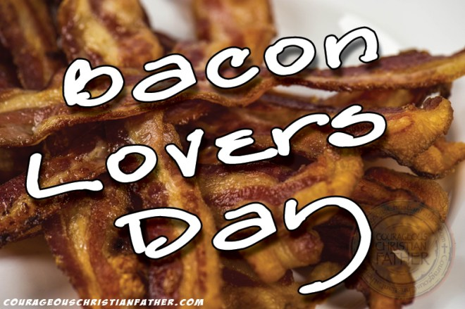 Bacon Lovers Day 肋 - I love bacon! It is one of my favorite breakfast foods. Plus some facts about bacon. #BaconLoversDay