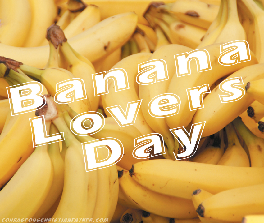 Banana Lovers Day