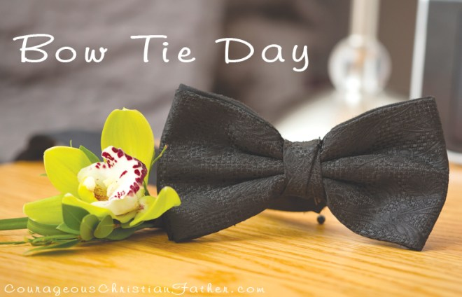 Bow Tie Day