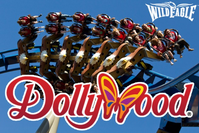 Wild Eagle at Dollywood | Photo Courtsey of Wes Ramey of Dollywood