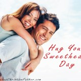 Hug Your Sweetheart Day