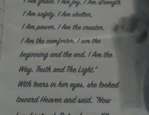 I am Prayer