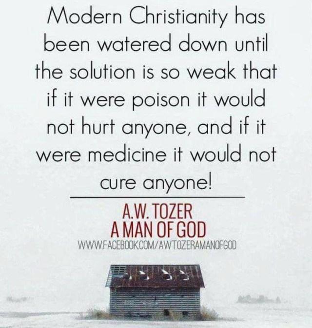 Modern Christianity