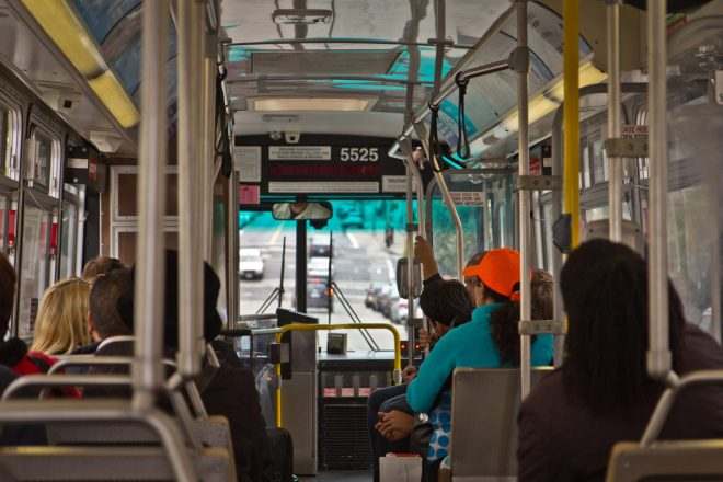 Commuter Kate's Tips On Public Transit Etiquette - Americans take about 11 billion trips on public transportation every year. The next time you're among them, consider these 10 tips on proper etiquette from blogger Commuter Kate. - Everyone can have a more enjoyable ride on public transit—Moovit's @Commuter_Kate provides tips on transit etiquette and the Moovit app gives the most accurate transit data for the smoothest ride. | Photo Compliments of MetroCreative.