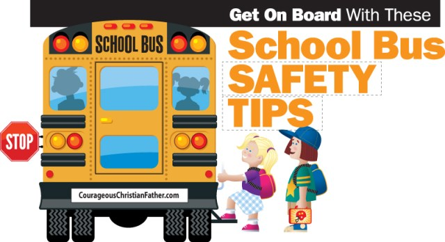 Get On Board with these School Bus Safety Tips