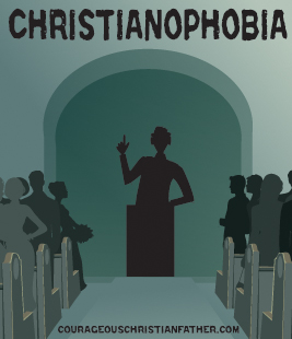 Christianophobia is the fear christians or the hatred of Christians or Christianity. #Christianophobia