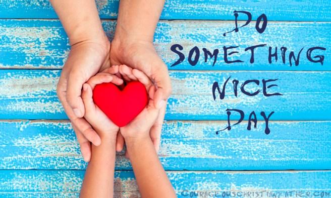 Do Something Nice Day