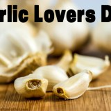 Garlic Lovers Day