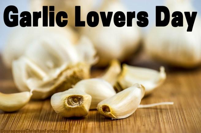 Garlic Lovers Day