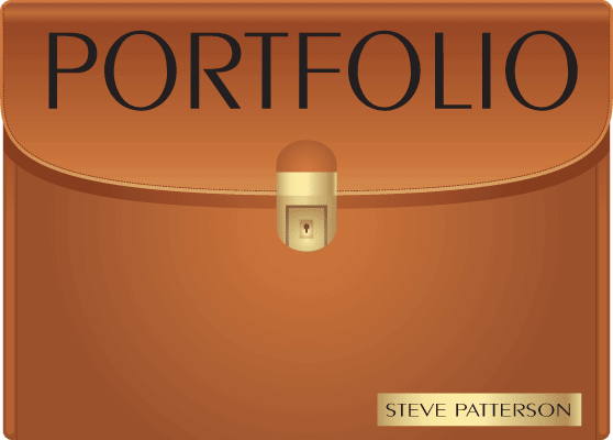 Steve Patterson's Graphic Design Portfolio