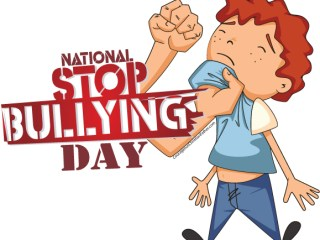 National Stop Bullying Day a day to help raise awareness about bullying and help put a stop to it.