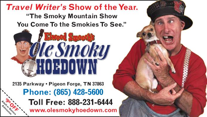 Elwood Smooch's Hoedown Ad