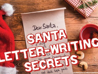 Santa letter-writing secrets - Although Santa Claus does a thorough job of making sure children's treats are delivered on the same night, sometimes he needs assistance with reading and responding to the thousands upon thousands of letters sent to him each year. That is why he often relies on an extensive list of helpers to handle much of his holiday correspondence.