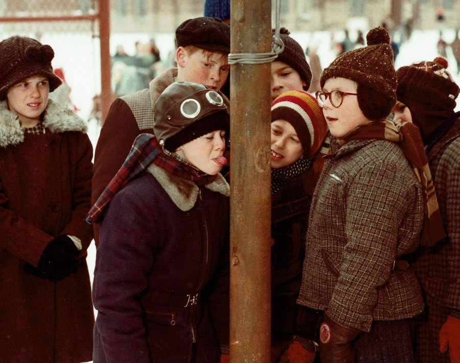"A Christmas Story - Behind the Scenes - This is one of the top Christmas movies. Check out these behind the scenes facts to the popular Christmas movie, ""A Christmas Story"". #AChristmasStory #ChristmasStory"
