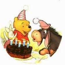 Eeyore's Birthday is a day-long festival celebrating the birthday of Eeyore. Yes, the Eeyore from Winnie-the-Pooh, the talking donkey. #EeyoresBirthday