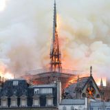 Notre-Dame Cathedral In Paris On Fire - the famous and popular cathedral in Paris France is on fire and even collapses. #NotreDame #Paris   Francois Guillot   AFP   Getty Images