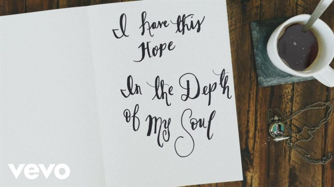 I have this Hope by Tenth Avenue North