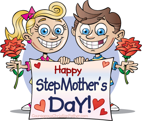 Happy StepMother's Day