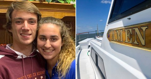 Boat Named Amen Saves Teens After Saying A Prayer
